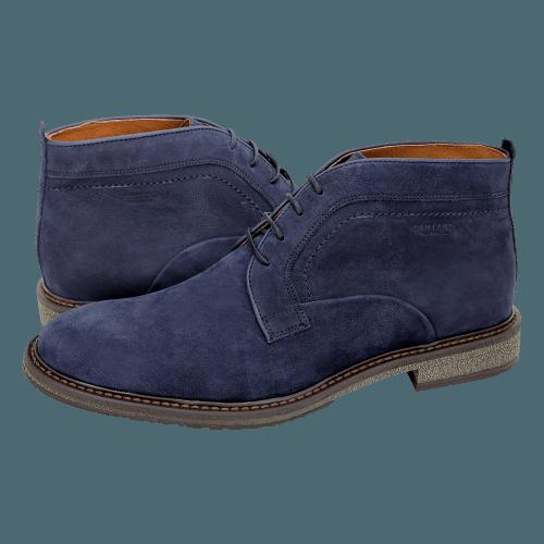 Damiani Lascelles low boots
