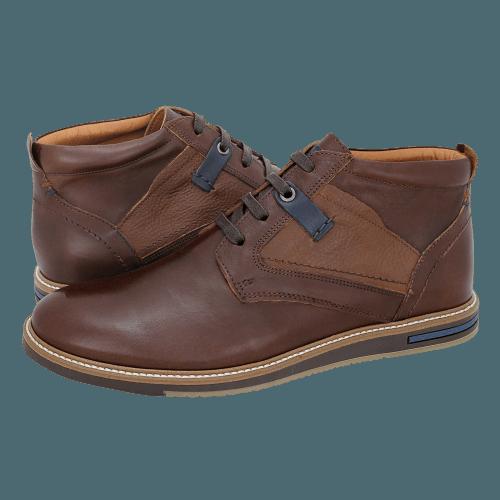 Damiani Leke low boots