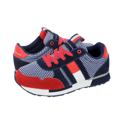 Tommy Hilfiger Lace-Up Sneaker S casual kids' shoes