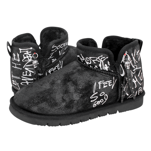 Replay Thaxted low boots