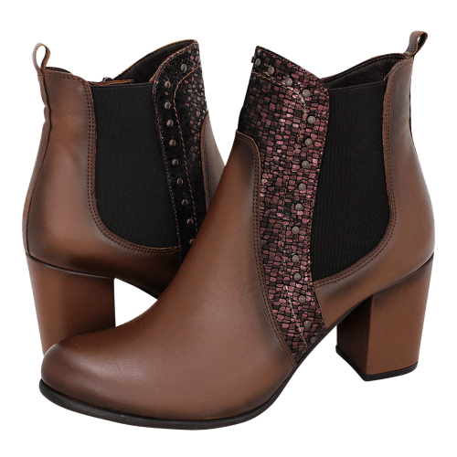 Esthissis Tunali low boots