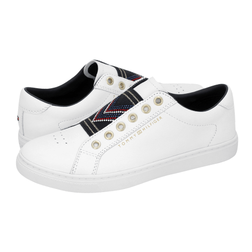 Tommy Hilfiger Stud Elastic Essential Sneaker casual shoes