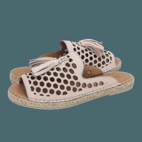 Bueno Nogami flat sandals