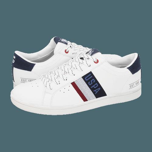 U.S. Polo ASSN Men's casual shoes made