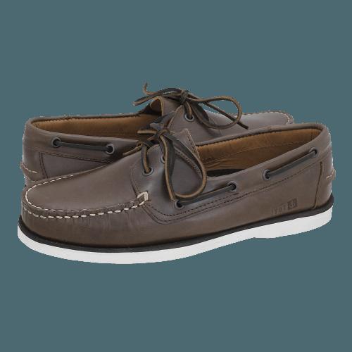 Yot Bourseul boat shoes