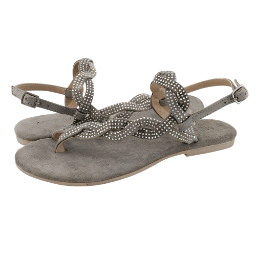 Mosaic Nantes flat sandals