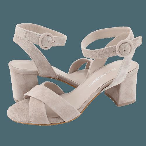 Gianna Kazakou Silangan sandals