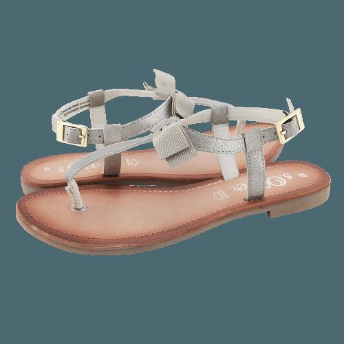 s.Oliver Noszlop flat sandals