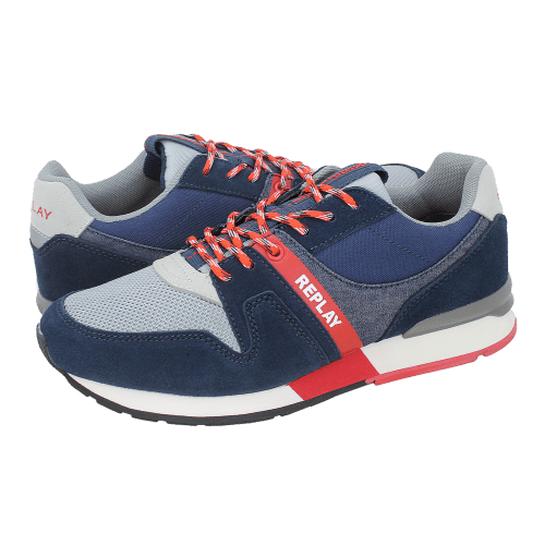 Replay Target casual shoes