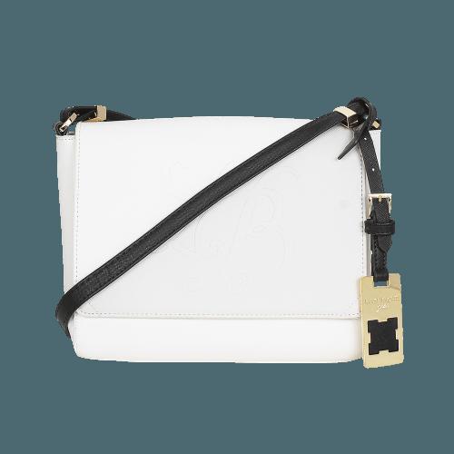 Laura Biagiotti Gold Tornala bag