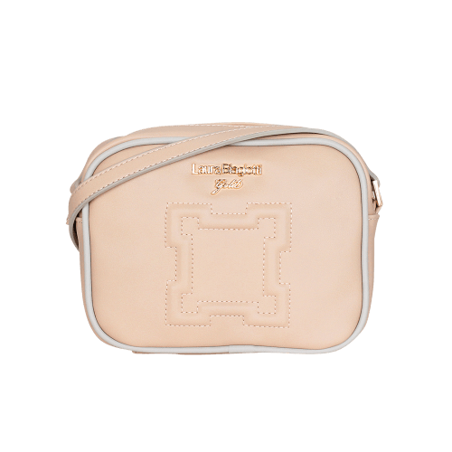 Laura Biagiotti Gold Tagas bag