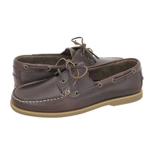 Lumberjack Navigator boat shoes
