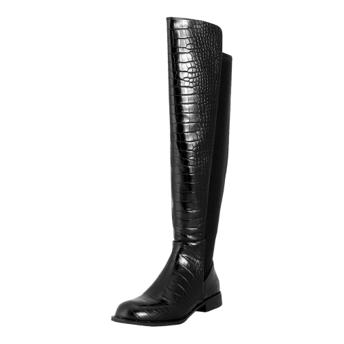 Mairiboo Croc Madame boots