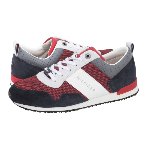 Tommy Hilfiger Iconic Material Mix Runner casual shoes