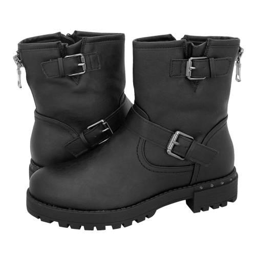 Butterfly Tesia low boots