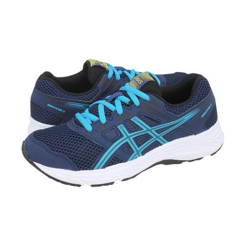 Asics Contend 5 GS athletic kids' shoes