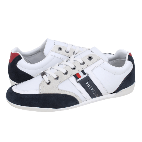 Tommy Hilfiger Corporate Material Mix Cupsole casual shoes