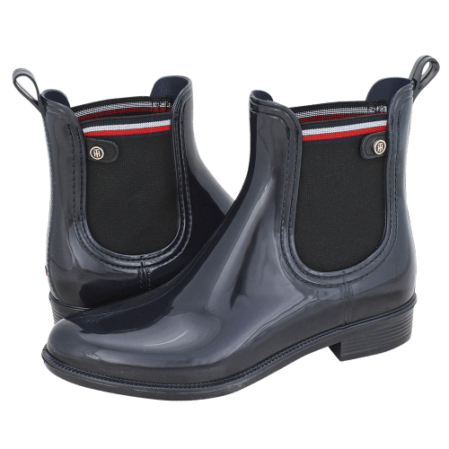 Tommy Hilfiger Color Block Rainboot rainboots