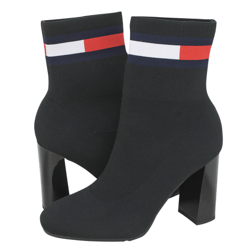 Tommy Hilfiger Sock Heeled Boot low boots