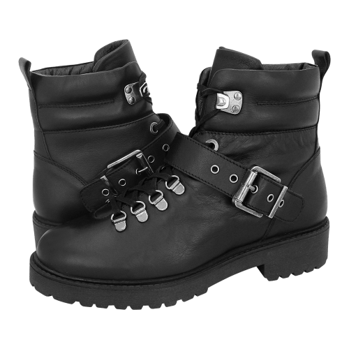 Esthissis Tahia low boots