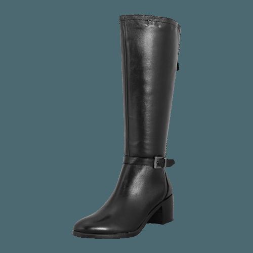 Gianna Kazakou Beire boots