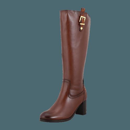 Gianna Kazakou Barastre boots