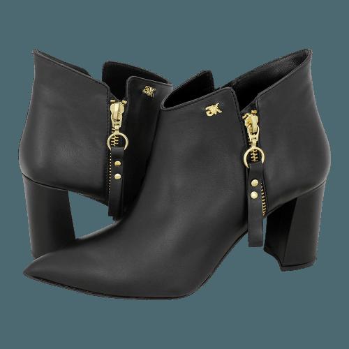 Gianna Kazakou Triniti low boots
