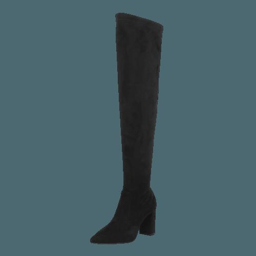 Gianna Kazakou Barger boots