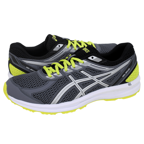 Asics Gel-Braid athletic shoes