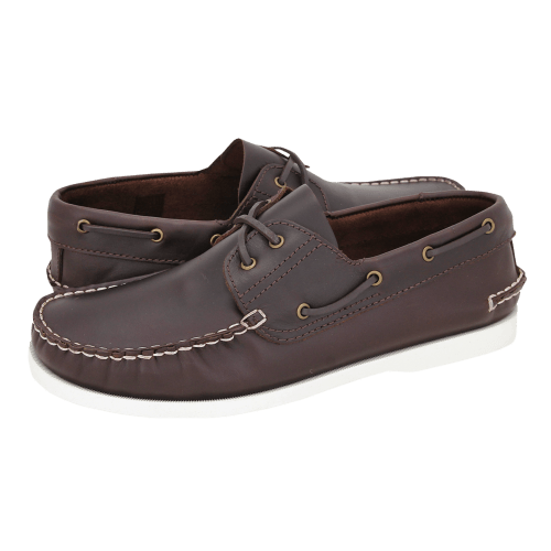 Guy Laroche Bulnes boat shoes