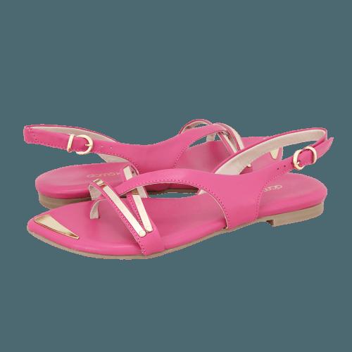 Gianna Kazakou Nanning flat sandals