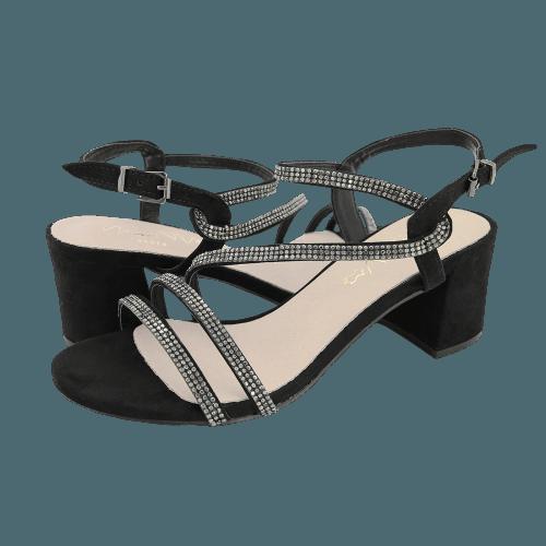Miss NV Srubec sandals
