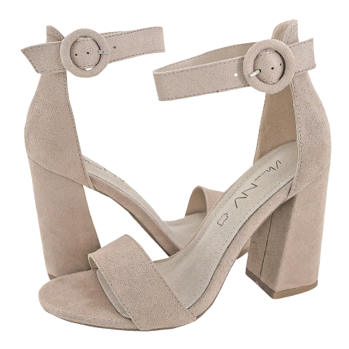Miss NV Sirpur sandals
