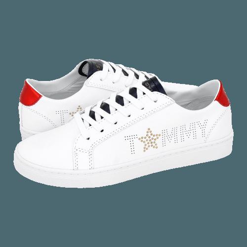 Tommy Star Metallic Sneaker - Tommy