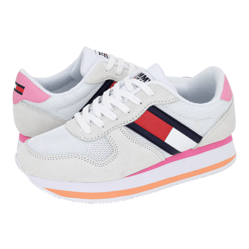 Tommy Hilfiger Flatform Runner Colour Sneaker casual shoes