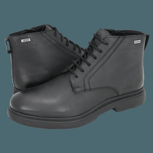 GK Uomo Leadore low boots