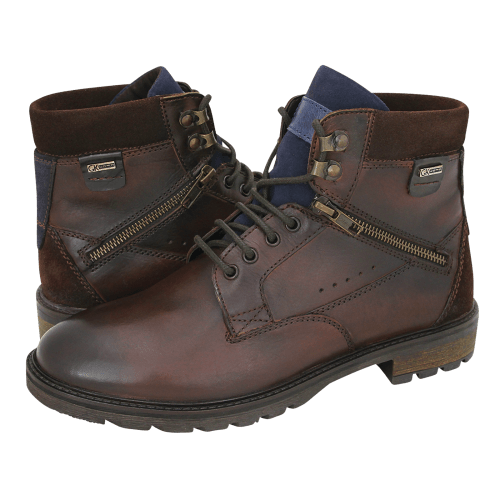 GK Uomo Lach low boots