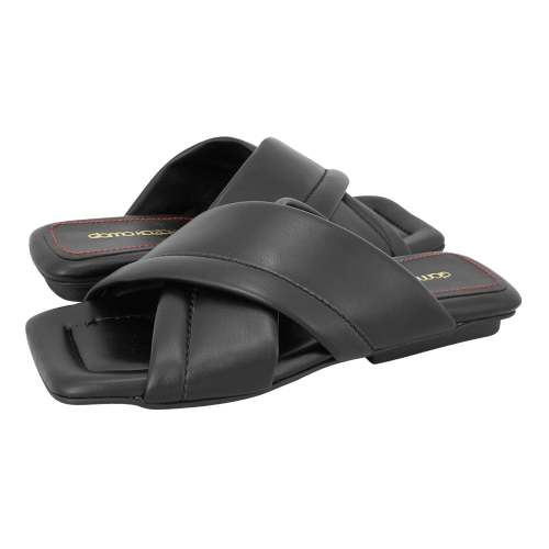 Gianna Kazakou Neydens flat sandals