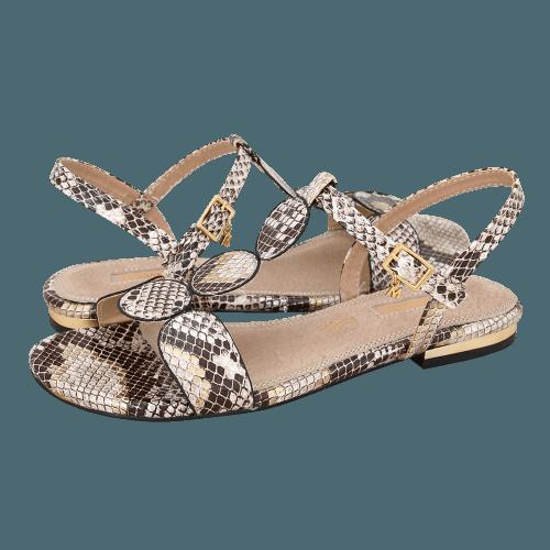 Mariamare Nishiki flat sandals