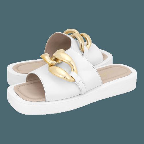 Esthissis Niederau flat sandals