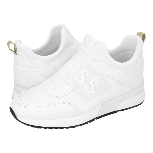 Guess Maygin Embossed Logo Running Shoe casual shoes