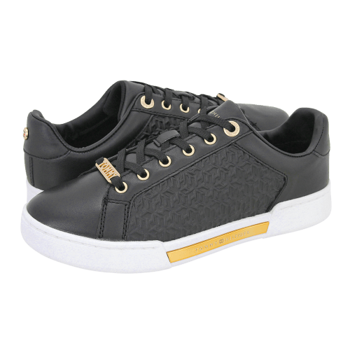 Tommy Hilfiger TH Monogram Elevated Sneaker casual shoes