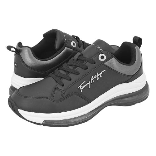 Tommy Hilfiger City Air Runner Metallic casual shoes
