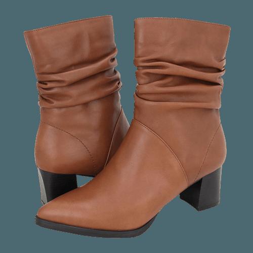 Esthissis Teophila low boots