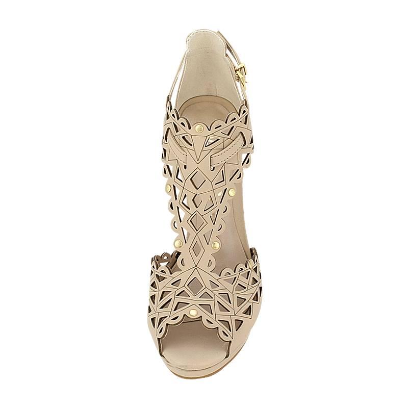 Serdang Para Raio Women S Sandals Made Of Leather
