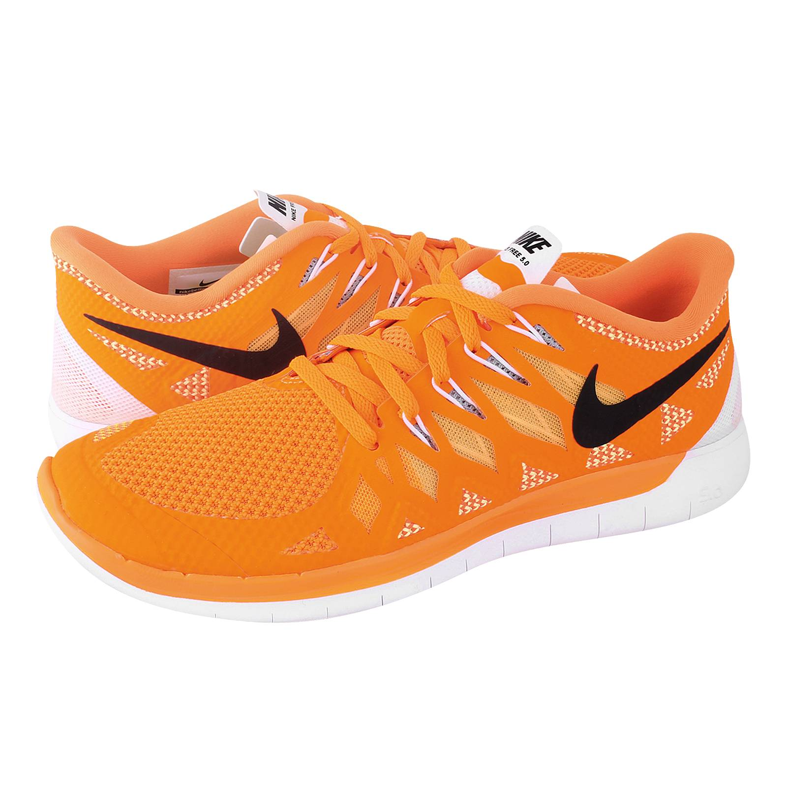 f1e7ea8df5d7f Free 5.0 - Nike Men s athletic shoes made of fabric and synthetic ...