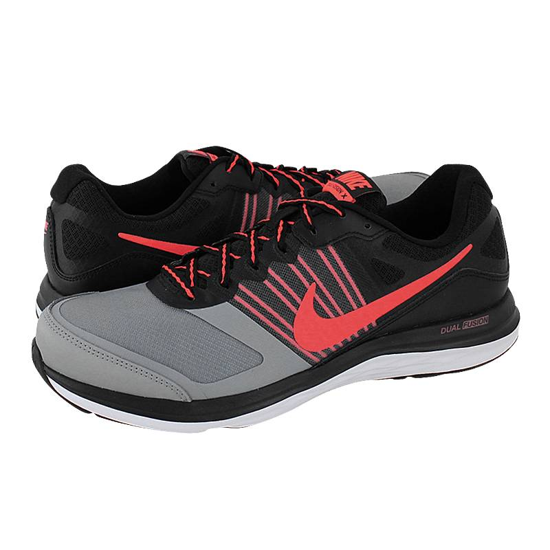 ayer tornillo Enumerar  Dual Fusion X - Nike Men's athletic shoes made of leather and fabric -  Gianna Kazakou Online