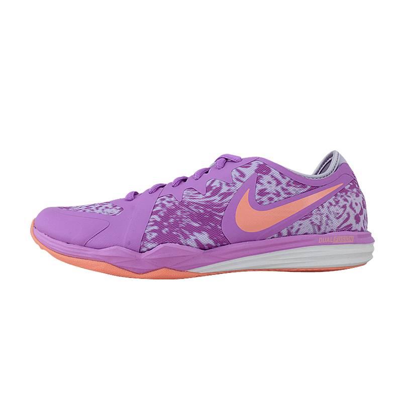 on sale aa9e9 9fff1 Nike Dual Fusion TR 3 Print athletic shoes