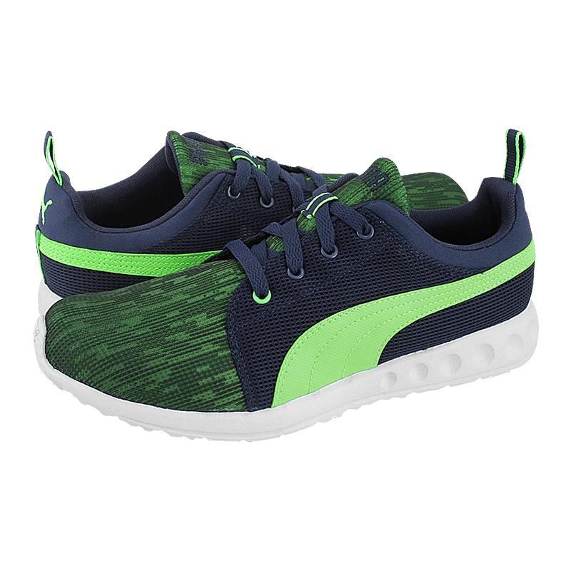 Puma Carson Runner Glitch athletic shoes