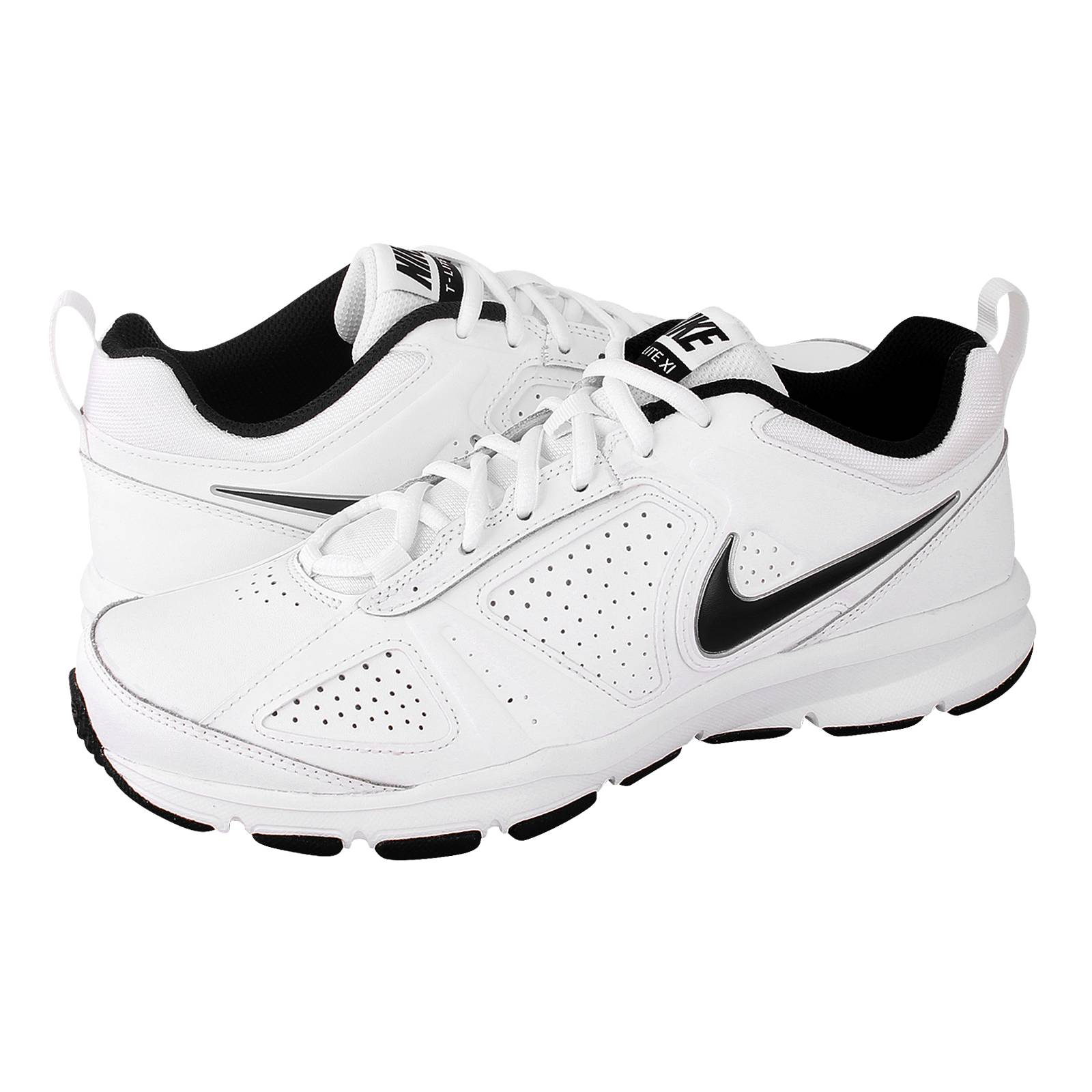 t lite xi nike men 39 s athletic shoes made of leather. Black Bedroom Furniture Sets. Home Design Ideas